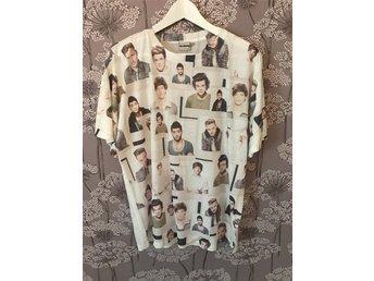 Tshirt med One Direction storlek L fr Primark Harry Styles Niall Liam Zayn Louis - Jönköping - Tshirt med One Direction storlek L fr Primark Harry Styles Niall Liam Zayn Louis - Jönköping