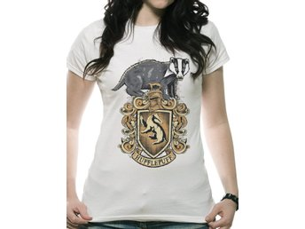 HARRY POTTER - HUFFLEPUFF (FITTED) - Extra-Large