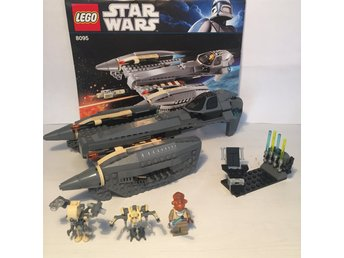 LEGO STAR WARS 8095 General Grievous' Starfighter