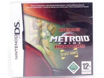 Metroid Prime Hunters: First Hunt Demo -