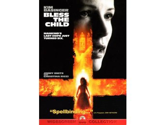 Bless the Child 99 Chuck Russell med Kim Basinger, Jimmy Smits DVD OOP
