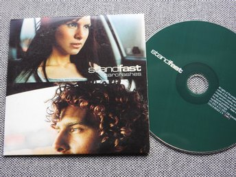 Standfast - Carcrashes CD Singel (pappfodral) 2001