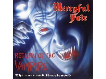 Mercyful Fate -Return of the vampir digipak S/S King Diamond