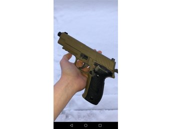 Airsoft: Sig sauer p226 airsoft 4,5mm
