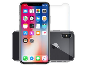 2-PACK iPhone XR Standardskydd