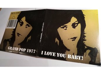 I Love You Baby! - Grand Pop 1977, CD