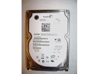 Seagate ST920217AS, 20GB SATA 2.5""