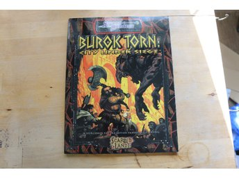 Burok Torn - City under siege Sword and sorcery 2002