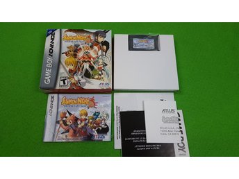 Summon Night Swordcraft Story 2 KOMPLETT Nintendo GBA