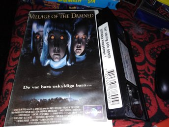 Village of the Damned (1989) Svensk Rental Hyr