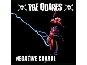 Quakes - Negative Charge - LP NY - FRI FRAKT