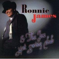 Ronnie James - Ronnie James & the Jez Hot Swing Club - CD NY - FRI FRAKT