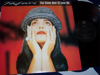 "TAFURI - YOU KNOW HOW TO LOVE ME 12"" 1991"