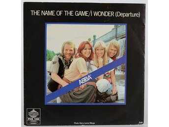 ABBA - The Name of the game POS 1234