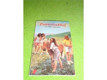 Nancy Springer - Ponnytrubbel - Piteå - Nancy Springer - Ponnytrubbel - Piteå
