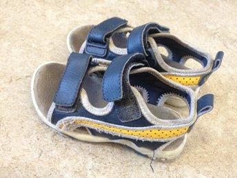 Vincent sandaler stl 25 (cirka 15,1 cm) - Göteborg - Vincent sandaler stl 25 (cirka 15,1 cm) - Göteborg