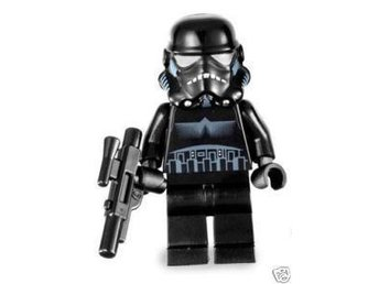 Lego - Star Wars - Figurer - Shadow Trooper - Uddevalla - Lego - Star Wars - Figurer - Shadow Trooper - Uddevalla
