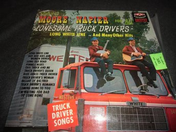 Songs by Moore & Napier for all lonesome truck...- LP - 1971