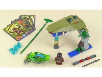Lego Chima 70112 Croc Chomp - Partille - Lego Chima 70112 Croc Chomp - Partille