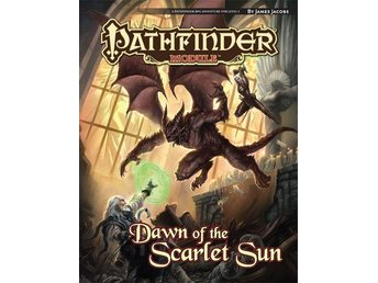 Pathfinder Module: Dawn of the Scarlet Sun - Free RPG Day Adventure 2012