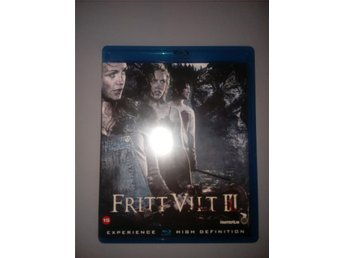Fritt vilt 3 bluray