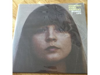 Courtney Marie Andrews - Honest Life limited first US press 200 copies white Lp