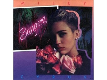 Cyrus Miley: Bangerz 2013 (Deluxe) (CD) Ord Pris 109 kr SALE