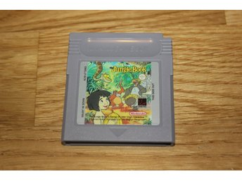 The Jungle Book  (SCN) till Gameboy