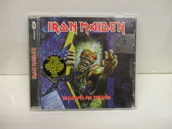 Iron Maiden - No Prayer For The Dying - FINT SKICK!