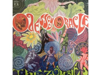 THE ZOMBIES - ODESSEY AND ORACLE NY LP
