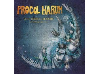 Procol Harum: Still there'll be more 1967-2017 (2 CD)