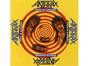 Anthrax: State of Euphoria 1988 (CD)