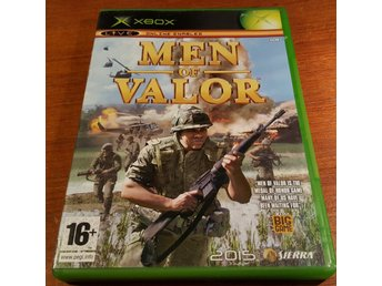 Men Of Valor - Komplett - Xbox