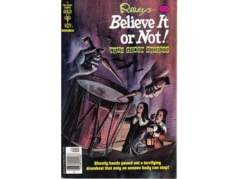 Ripleys Believe It or Not nr 91 (1979) / VF/NM / toppskick