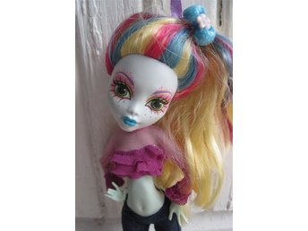 Monster High Docka Lagoona