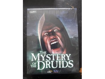 The Mystery Of The Druids PC Big Box Nytt Oöppnat