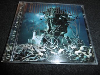 Dimmu Borgir - Death cult armageddon - CD - 2003 - Signerad