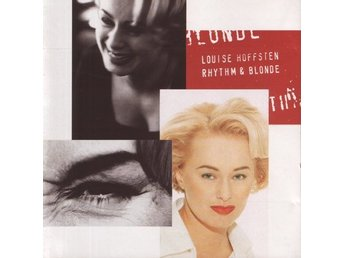 Louise Hoffsten - Rhythm & Blonde - CD - 1993