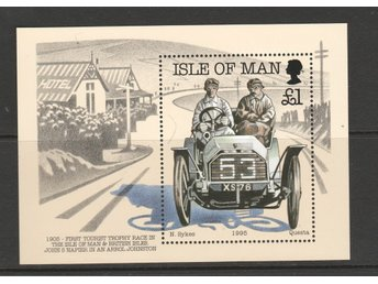 ISLE OF MAN - BLOCK 23 - FIRST TOURIST TROPHY RACE**