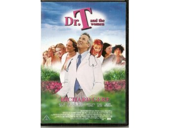 DR T AND THE WOMEN -RICHARD GERE  (SVENSKT TEXT)