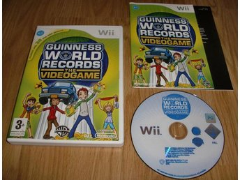 Wii: Guinness World Records the Videogame