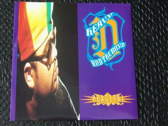 "HEAVY D. AND THE BOYZ - PEACEFUL JOURNEY 7"" 1991"