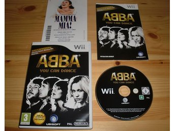 Wii: Abba You Can Dance