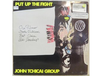 John Tchicai Group-Put Up The Fight / LP