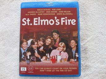 ST.ELMOS FIRE - BLU-RAY!