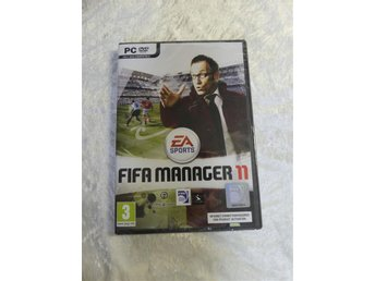 PC, DVD rom. EA Sports Fifa manager 11