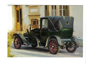 Renault EF-1914 - Segeltorp - Renault EF-1914 - Segeltorp