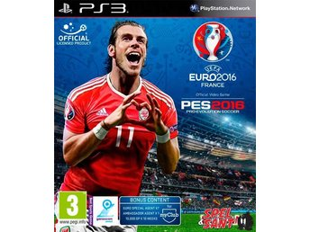 Pro Evolution Soccer 2016 UEFA Euro Edition - Norrtälje - Pro Evolution Soccer 2016 UEFA Euro Edition innehåller: 7st Euro Special Agents 1st Amassador Agent 10,000GP per vecka i 10 veckor. PES 2016 marks the twentieth anniversary edition of the hugely successful football series. From its humble or - Norrtälje
