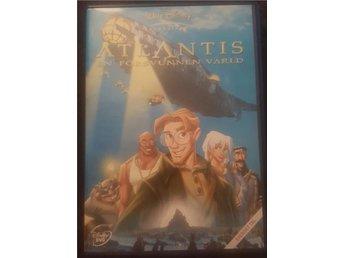 Atlantis- En Försvunnen Värld - Disney - Göteborg - Atlantis- En Försvunnen Värld - Disney - Göteborg