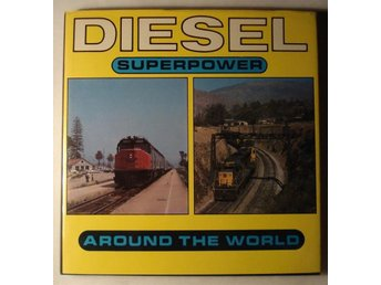 Bok. Diesel superpower around the world.